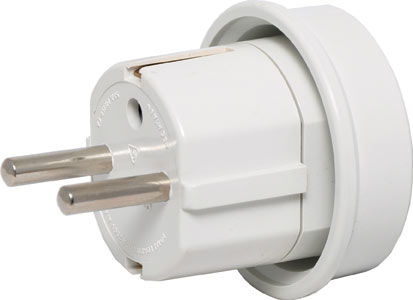 Australia / NZ to Europe & Bali Travel Power Adapter