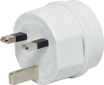 Australia / NZ to UK Travel Power Adapter