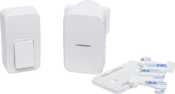 Battery Free Wireless Doorbell