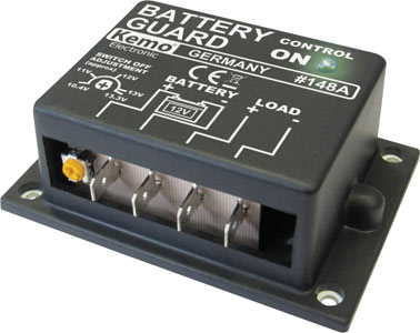 Low Battery Cut Off Module (12V)