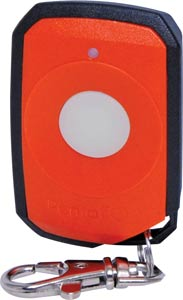 FOB43301 PentaFOB Single Button 433Mhz Remote Control