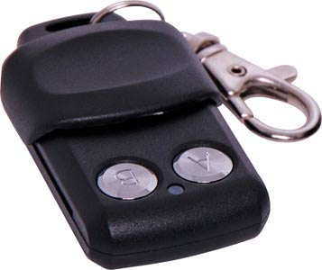 Spare Keyring Remote Control For A 1018B