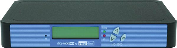RL-HD1603 1 Ch HDMI Digital DVB-T Modulator