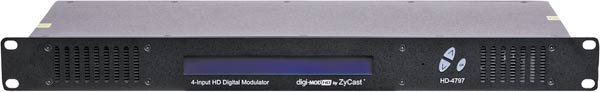 HD-4797 digiMOD-HD HDMI RF Digital DVB-T Modulator