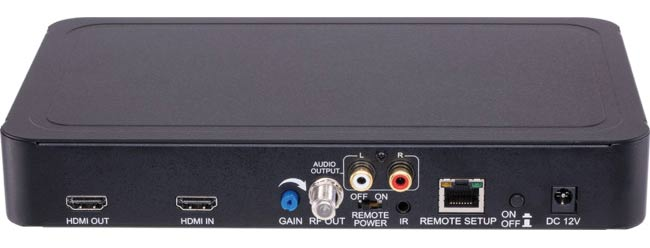 HD1605 1 Ch HDMI Digital DVB-T Loop Through Modulator
