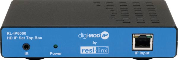 RL-IP6000 HD IP Set Top Box