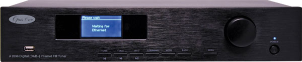 DAB+ FM Digital Tuner & Internet Radio (Smartphone integration)