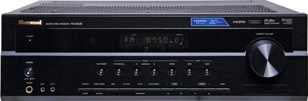 RD6506 Sherwood Dolby 5.1 Receiver