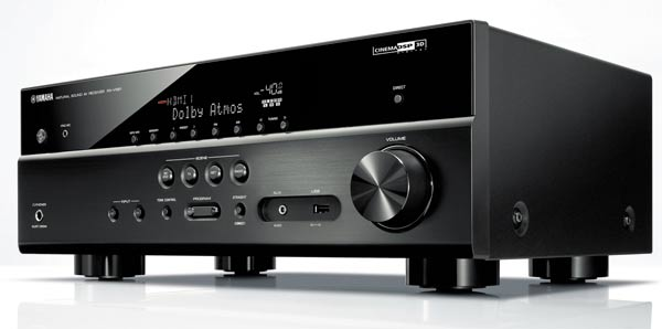 Yamaha RX-V581B 7.2Ch Network AV Bluetooth Receiver Amplifier