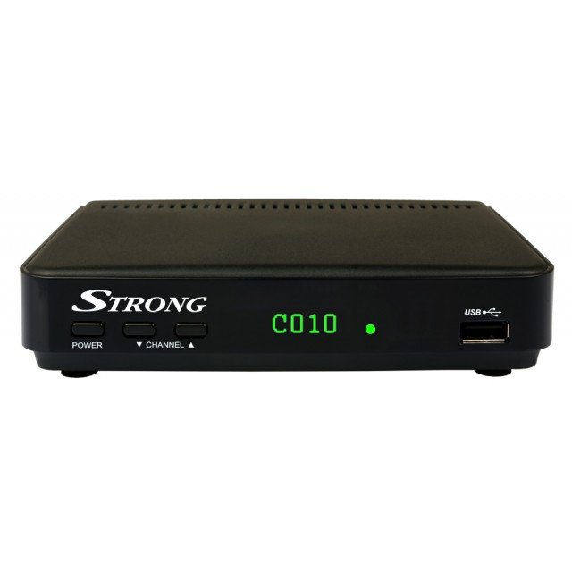 High Definition DVB/T2 Set Top Box