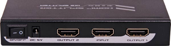 2 Way HDMI Splitter