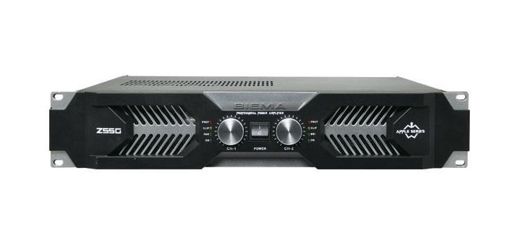 Biema Z55G PA Amplifier Stereo/Bridgeable 2x550W