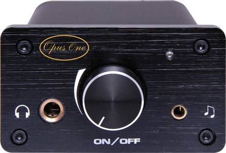 Opus One 100W Stereo Amplifier