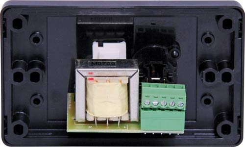 Local Input Wallplate (Suits A 4470/80)