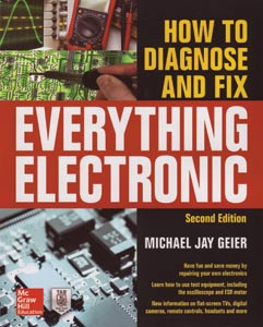 How To Diagnose And Fix Everything Electronic Book 2nd Edition