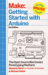 Get Started With Arduino 3rd Edition