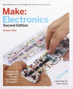 Make Electronics - Second Edition Book