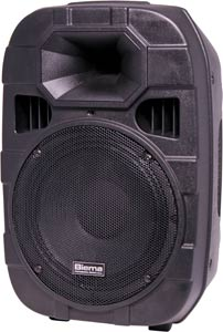 "200mm (8"") 2 Way 150W Active PA Speaker"