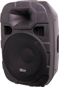 "380mm (15"") 2 Way 450W Active PA Speaker"