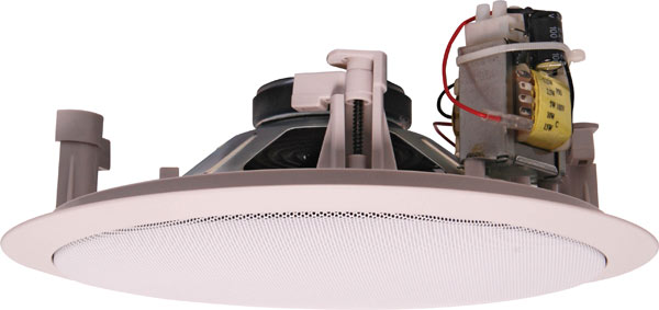 "Fastfix Speaker 15W 100V Fire/Evac 8"" (200mm) Twin Cone"