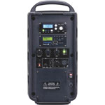40W Compact Portable USB MP3 UHF Wireless PA System