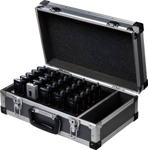 Tour Guide System 25 Bay Charging Case