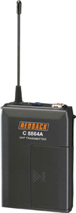 Wireless Beltpack Transmitter 16 Channel (540-570MHz)