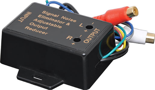 2 Channel Audio Output Converter (High to Low Level)