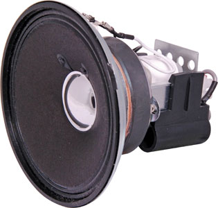 "5W 100V Fire/Evac 4"" (100mm) Speaker For Rat-Trap Grille"