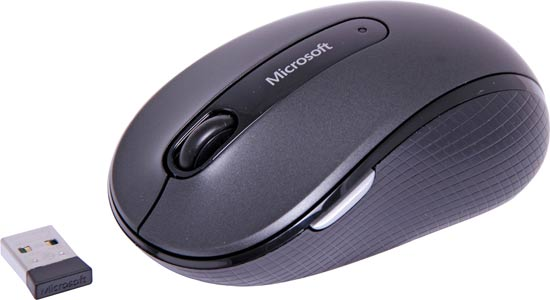 Wireless 5GHz Optical Mouse