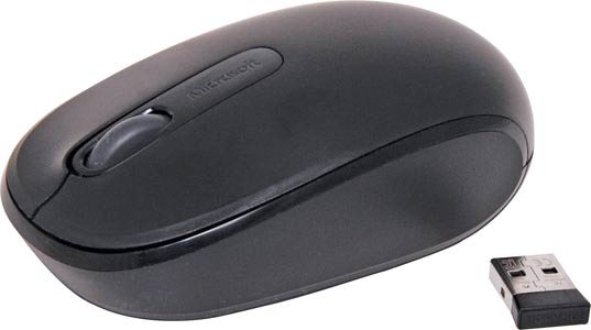 Wireless 2.4GHz Optical Mouse