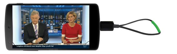 PadTV HD Digital TV Dongle For Android Phones