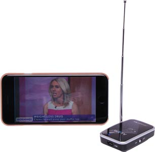 WiTV HD DVB-T Portable Wi-Fi Freeview Digital TV Tuner