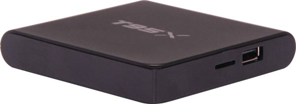 T95X Android 4K Streaming Media Box