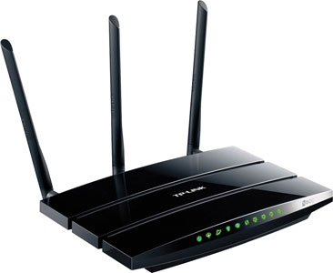 TD-W8980 Wireless Dual Band N Gigabit ADSL2+ Router