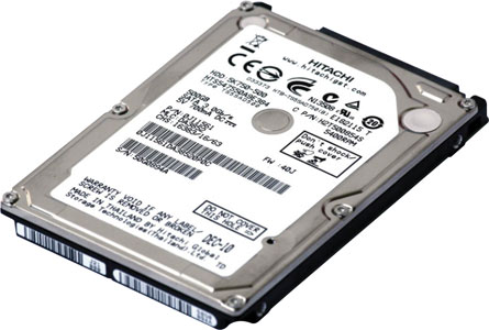 Hard Drive Laptop - SATA II 500GB 3GBS