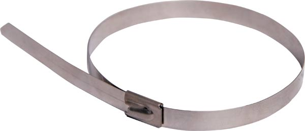 4.6x200mm SS316 Stainless Steel Ties Pk 100
