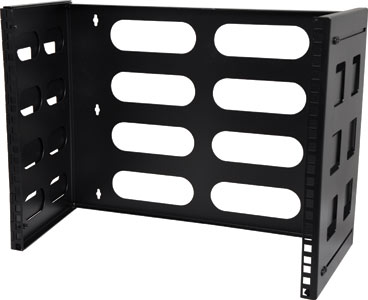 8U Folding Wall Mount Rack