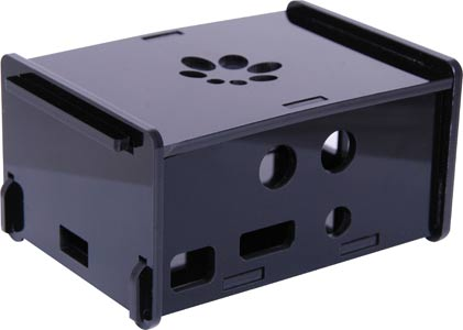 Black case to suit Z6400 DAC+ and Z6402 DIGI+