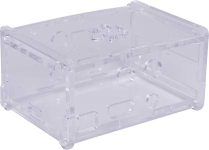 Clear case to suit Z6400 DAC+ and Z6402 DIGI+