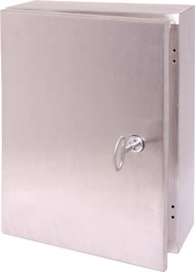 300x400x150mm IP66 Stainless Steel Lockable Steel Utility Wall C