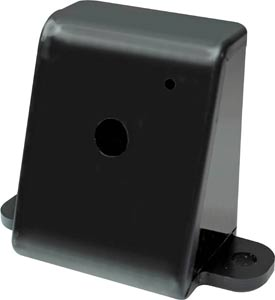 Black ABS Case To Suit Raspberry Pi Camera