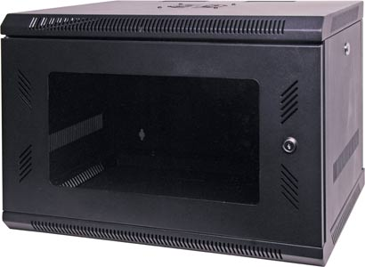 "18U 450mm Deep 19"" Rack System"