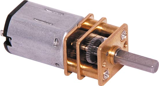 Micro N20 Geared Motor 150:1 50-200RPM