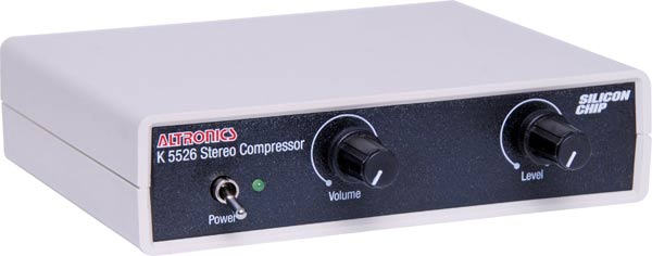 Stereo Compressor Kit