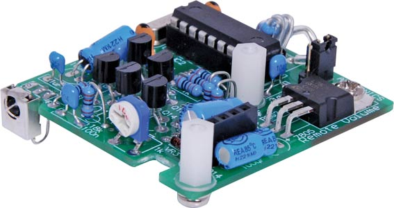 Infra Red Receiver Board to suit K 5528 Currawong Valve Amplifie