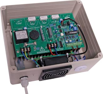 1.5kW Induction Motor Speed Controller Kit