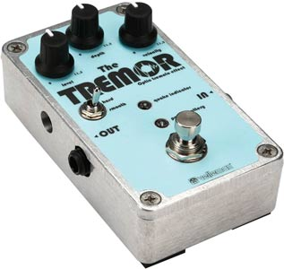 Optical Tremolo Guitar Pedal Kit