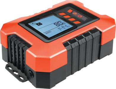 7 Stage 12V 12A Automotive 240V Battery Charger