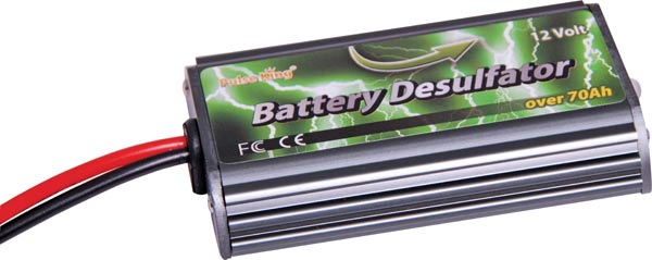 12V Over 70AH Lead Acid Battery Desulfator